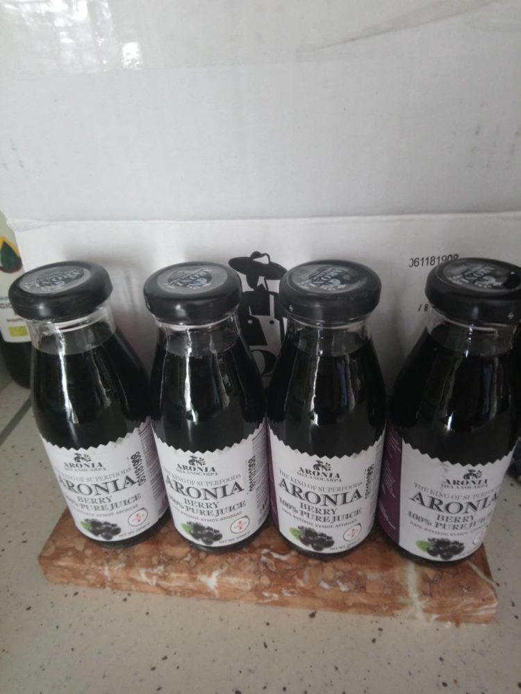 Aronia Berry Pure Juice