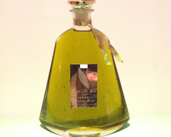 Virgin Olive Oil 24K